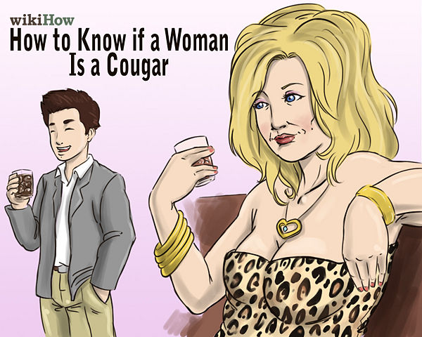 What is a cougar dating